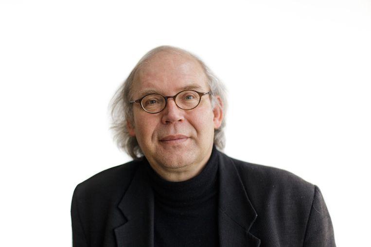 Dirk-Jan van Baar. Beeld Peter Lipton