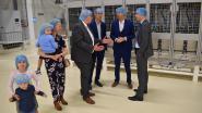 SanoRice huldigt nieuwe productiehal in: één rijstwafel op twee in Europa komt nu uit Zottegem