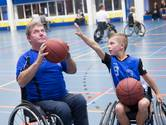 Voor Bo en Bennie uit Hengelo is rolstoelbasketbal een sport als alle andere