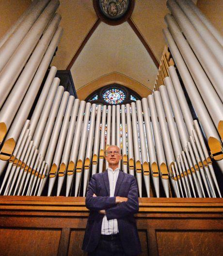Een leven vol muziek voor Hengelose organist en dirigent Louis ten Vregelaar