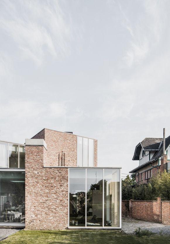 House LC van Graux & Baeyens Architecten