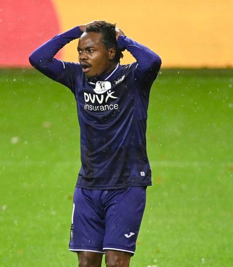 Sans surprise, Percy Tau quitte (déjà) Anderlecht et retourne à Brighton