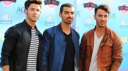 Herkent u de Jonas Brothers nog? De drie zingende broers werken mogelijk aan een comeback