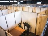 Opbouw vaccinatiecentrum in Flanders Expo gestart, vanaf half februari proefdraaien