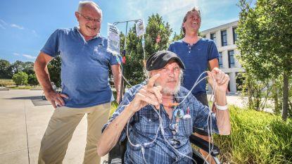Nesten verzekert Kuurnenaars: 'ik kom terug'