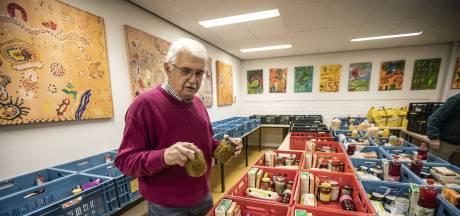 Levensmiddelen wellicht op de (cadeau)bon voor klanten voedselbank Oldenzaal en Dinkelland