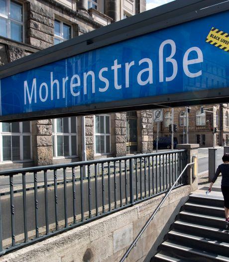 Berlijn wijzigt racistische naam metrostation, maar alternatief blijkt ook 'besmet'