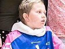 Doodzieke Tobias (11) uit Zwolle wil graag een kaartje voor laatste verjaardag