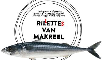 Makreelsalade (of zo u wilt: makreelrillettes)