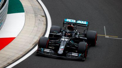 Mercedes ook oppermachtig in Hongarije: Hamilton pakt 90ste pole, Bottas start morgen vanop tweede plek