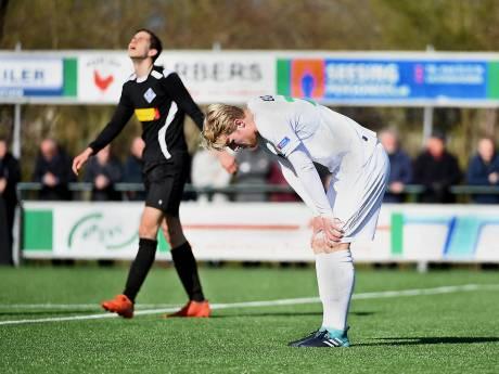 Wout Blasman schiet RKZVC O23 naar halve finale Achterhoek Cup