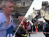 Man overleeft brugramp Genua: 'Ik heb er geen woorden voor'