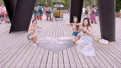 Tomorrowland en fans eren Avicii met monument, veel liefde en muziek