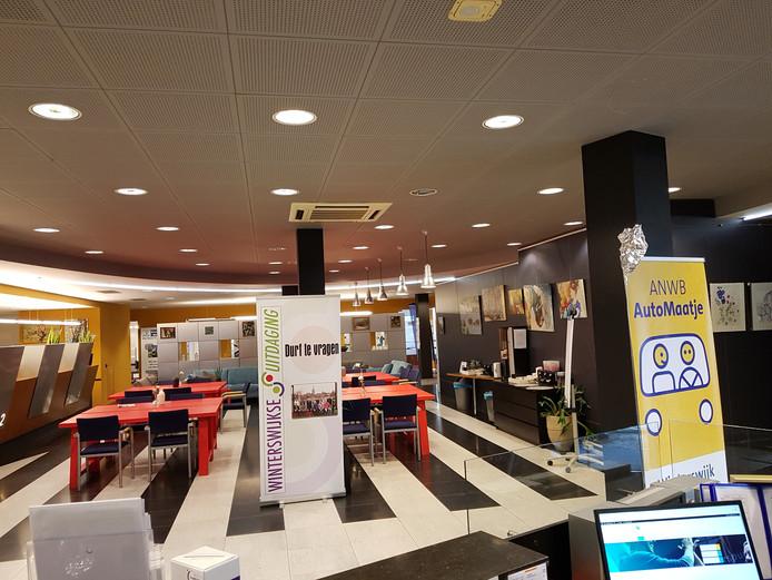 Het voormalige SNS-kantoor in Winterswijk wordt ingericht als sportschool, waardoor de maatschappelijke organisaties uit het pand moeten.