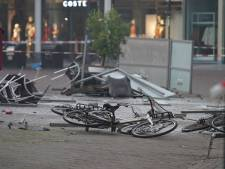 Ravage en schrik enorm na aanrijding Deventer: 'Ik wist niet hoe hard ik weg moest springen'