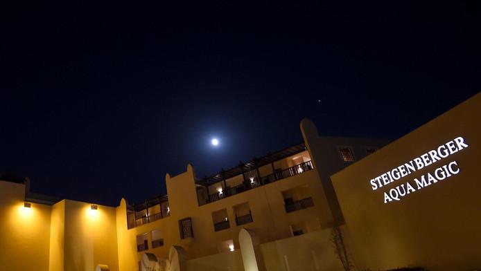 L'hôtel Steigenberger en Egypte