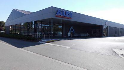 Vernieuwde Aldi-winkel opent de deuren