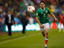 Lozano eerder terug bij PSV vanwege elleboogblessure