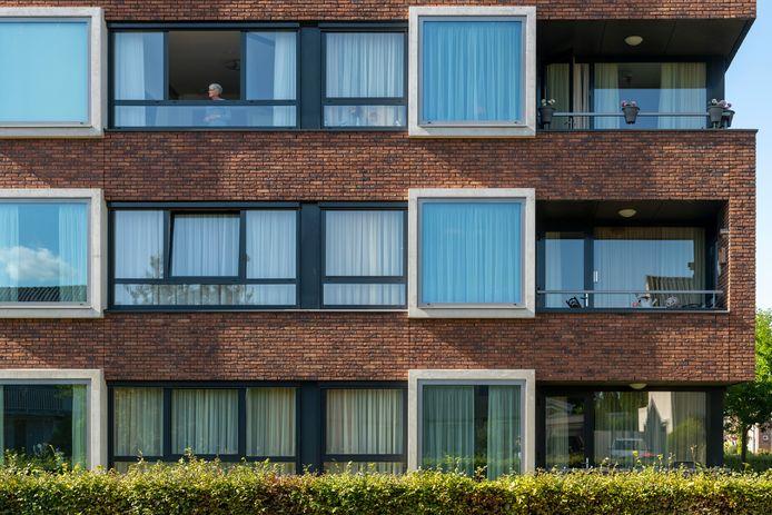 Vanwege drie coronabesmettingen is woonzorgcentrum Guldenakker in Goirle gesloten.
