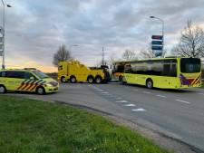 Dit is de chauffeur van de coronabus die naar Groningen gesleept moest worden: 'Ik heb even flink gevloekt'