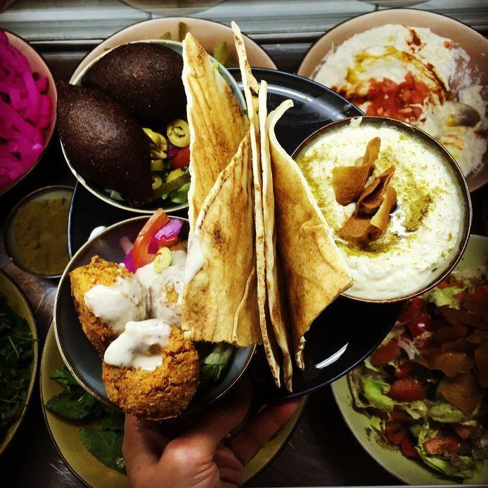 YallaYalla foodtruck met Beirut streetfood