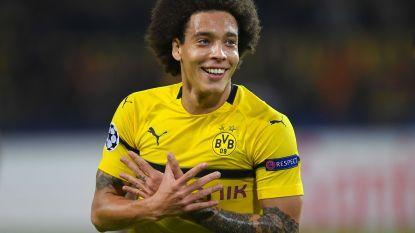 """FT buitenland (8/11). Witsel kijkt uit naar clash met Bayern: """"Ik ben een leider"""" - Moussa Dembélé tot Nieuwjaar aan de kant"""