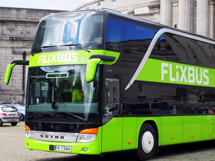 De Flixbus.