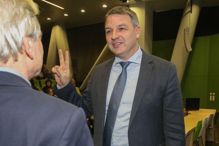Eedaflegging burgemeester Lierde, Jurgen Soetens