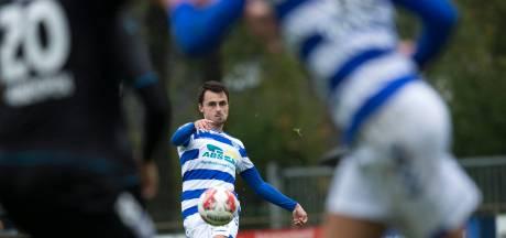 De Graafschap start zonder Van Mieghem en Van Huizen tegen Jong FC Utrecht; basisplaats voor Baas