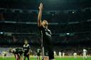 Dusan Tadic is de gevierde man in Estadio Santiago Bernabéu.
