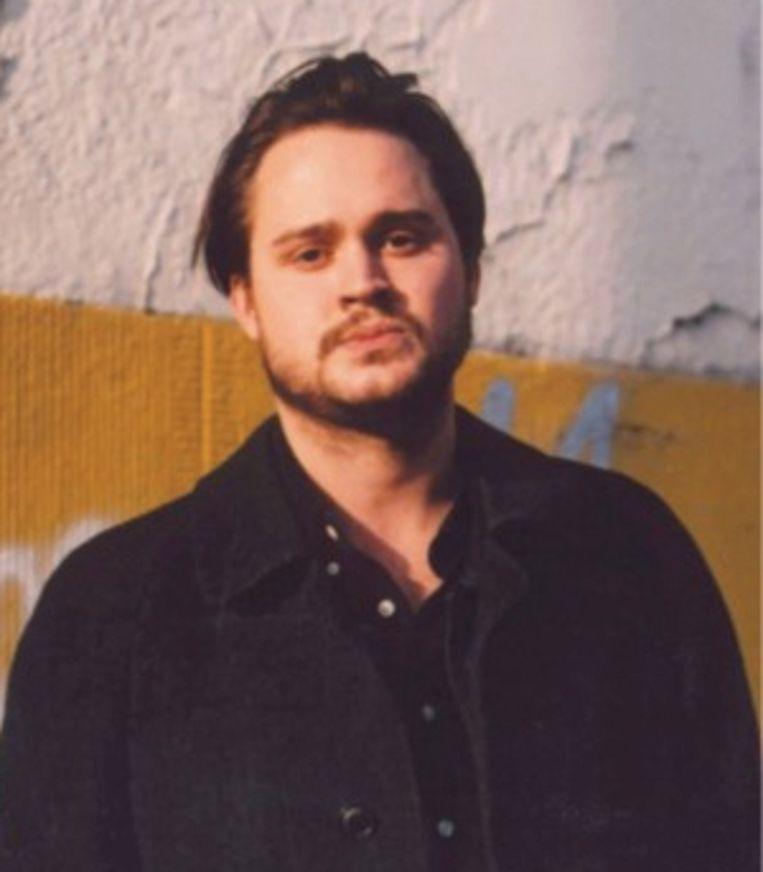 Quinten Vermaelen: 'Die eerste song van Wolker vond ik van het beste dat ik gehoord heb.' Beeld