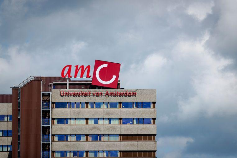 Het Universitair Medisch Centrum in Amsterdam. Beeld ANP
