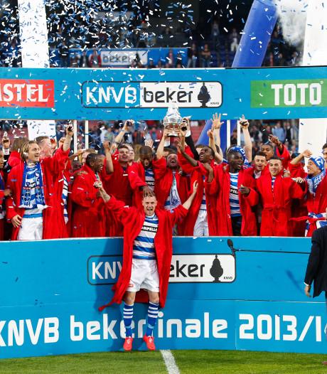 Historische bekerzege PEC Zwolle: na vijf jaar nog altijd op het netvlies