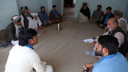 Taliban laat 27 ontvoerde vredesactivisten in Afghanistan vrij