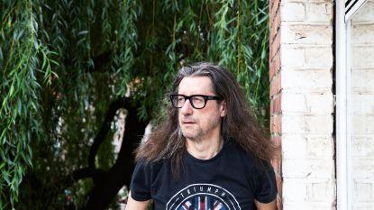 """Het motto van schrijver Herman Brusselmans: """"Rock-'n-roll is dood, maar wij leven nog"""""""
