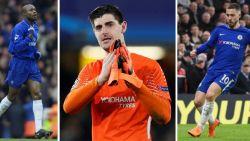 """Gewezen topverdediger van Chelsea: """"Laat Hazard en Courtois maar vertrekken, er zijn voldoende kandidaten om hen te vervangen"""""""