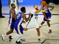Brooklyn Nets en Orlando Magic plaatsen zich voor play-offs