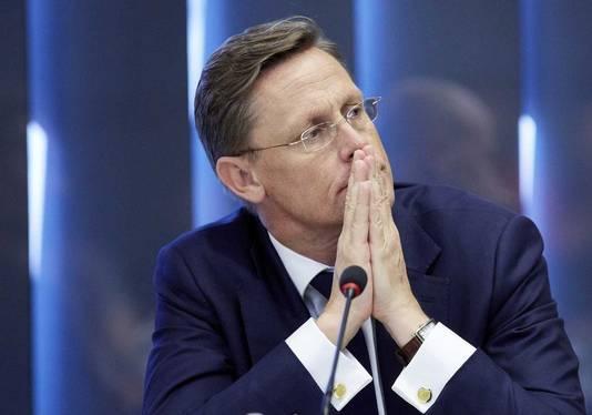 VVD-Kamerlid Han ten Broeke.