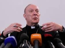 """""""Je suis trop âgé et n'ai pas assez d'expérience internationale pour être pape"""""""
