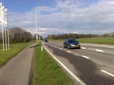 Provincie: Lagere snelheid op N348 in Spankeren maakt weg niet veiliger