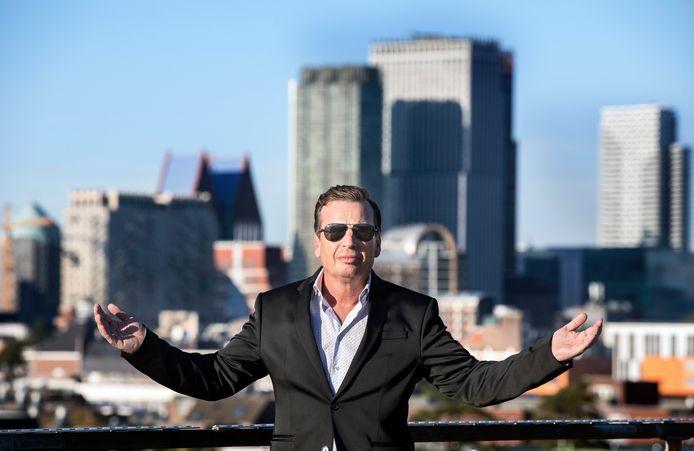 Edwin Jansen is nu vastgoedondernemer in Den Haag.
