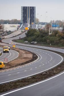 Amaliabrug bij Waddinxveen morgen weer beschikbaar voor wegverkeer
