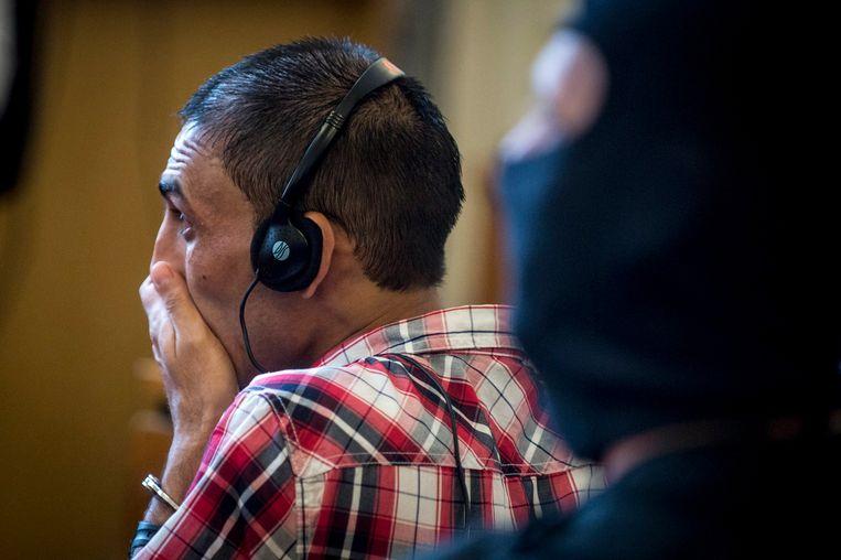 Samsoor Lahoo (31) was het kopstuk van het netwerk van smokkelaars. Samen met drie anderen is hij veroordeeld tot 25 jaar cel.