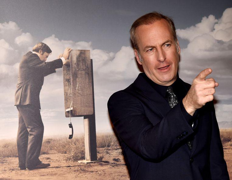 Acteur Bob Odenkirk Beeld getty