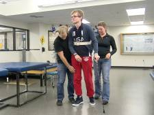Vader patiënt start hersenrevalidatiekliniek in Woerden