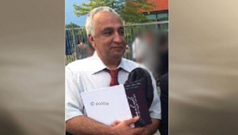 De moord op Ali Motamed (56) lijkt gepleegd door daders uit Amsterdam-Zuidoost. Beeld Politie.nl