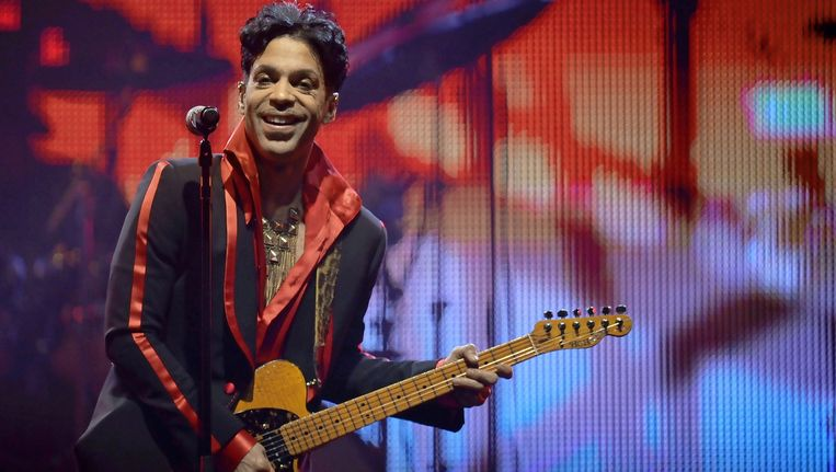 Prince. Foto Beeld afp