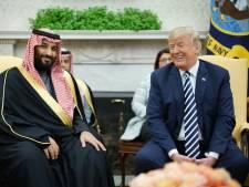 Trump: Opzeggen wapencontracten om moord Khashoggi zou dom zijn