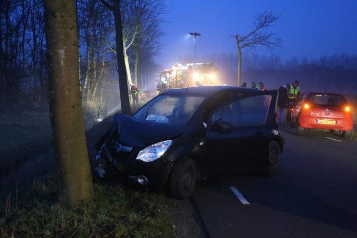 Ongeval Strijpenseweg.