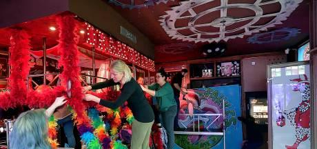 Weg met die plastic bekers en versiering: cafés houden carnavalsschoonmaak in Roosendaal